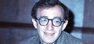 Woody Allen began an 'affair' with a 16-year-old in 1976, when he was 41 years old
