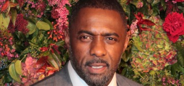 Idris Elba: The #MeToo era is 'only difficult if you are a man with something to hide'