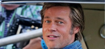 Brad Pitt wants to be let off of the Make It Right NOLA class-action lawsuit