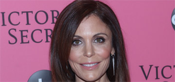 Bethenny Frankel had an allergic reaction to fish and almost died