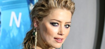 Amber Heard saw, 'in real time, how institutions protect men accused of abuse'