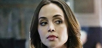 In an op-ed, Eliza Dushku details Michael Weatherly's harassment on 'Bull'