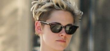 Kristen Stewart & Stella Maxwell broke up, and K-Stew has a new ginger girlfriend?