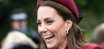Duchess Kate shopped at a discount outlet store just days before Christmas