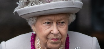 The Queen & assorted royals ignored the Sussex-Cambridge drama