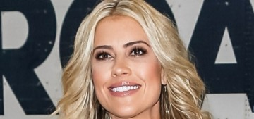 Christina El Moussa got surprise-married to Ant Anstead over the holidays