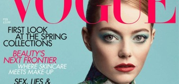 Emma Stone on taking a whole year off: 'I didn't learn a language, I didn't learn to cook'