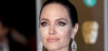 Angelina Jolie on 'narrow nationalism': 'I am a patriot but I am also an internationalist'