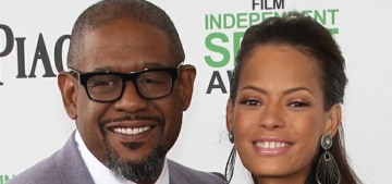 Is Forest Whitaker & Keisha Nash's divorce going to end up being shady?