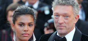 Vincent Cassel, 52, confirms his young wife's pregnancy with an Instagram video