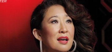 Sandra Oh & Andy Samberg preview their hosting gig for Sunday's Golden Globes