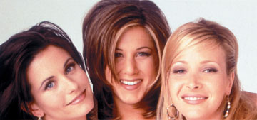 The cast of Friends still make $20 million each a year in residuals