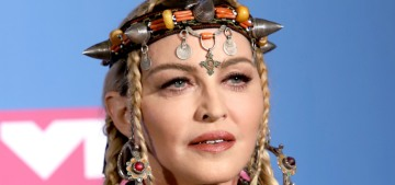 Madonna suddenly has a Khloe Kardashian-esque Pinocchio Butt