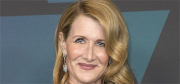 Laura Dern on #MeToo: No one has to speak about their experience to be brave