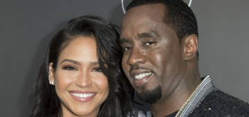 Sean Combs thinks Cassie cheated on him with the trainer he was paying for
