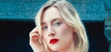 Saoirse Ronan worries about how Brexit will hurt Northern Ireland