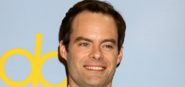 Bill Hader broke down during interview: 'I saw my kids a total of five days all summer'
