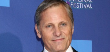 Wow, Viggo Mortensen continues to be really problematic about 'Green Book'