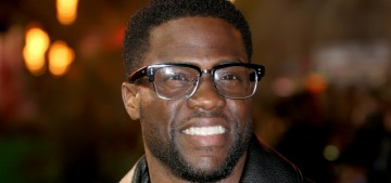 Kevin Hart can't keep his story straight about how many times he's apologized