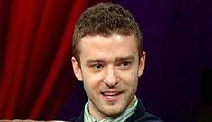 Justin Timberlake and Jessica Biel have webcam sex
