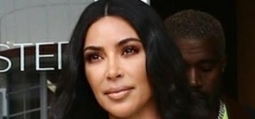 Kim Kardashian & Kanye buy new stuff & throw baby showers for each new baby