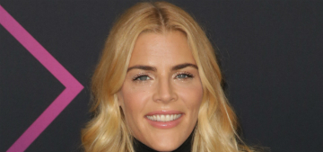 Busy Philipps has Michelle Williams' Golden Globe but she wants it back