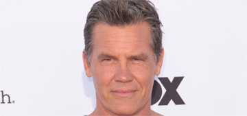 Josh Brolin celebrates 5 years sober with a throwback photo and a blackout story