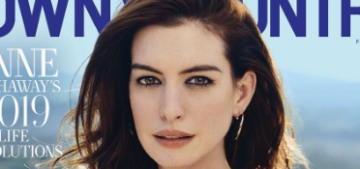 Anne Hathaway structures her social media usage down to the minute