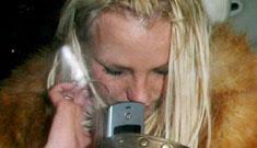 """Britney partied last night"" Links"
