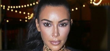 Kim Kardashian bought Murakami Louis Vuitton bags for all of the girls in her family