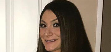 Deena Cortese to mommy shamers:  'We got this, thank you for your concern'