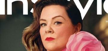Melissa McCarthy: 'Nothing is more unflattering than someone who doesn't try'