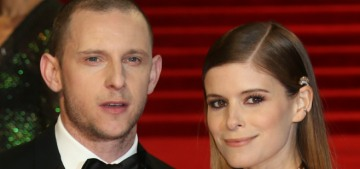 Kate Mara & Jamie Bell are expecting their first child together