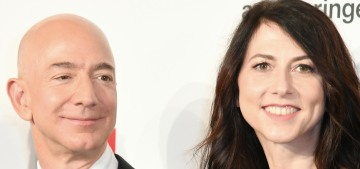 Jeff Bezos is divorcing his wife of 25 years, and he already has a new girlfriend