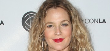 Drew Barrymore used to be 'scared of feminism' because of 'all the male bashing'