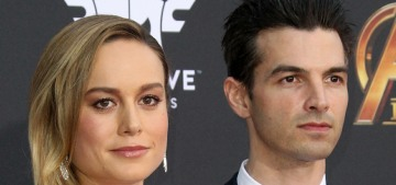Brie Larson & Alex Greenwald called off their two-and-a-half year engagement
