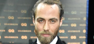 James Middleton was diagnosed with depression & ADD about a year ago