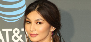 Gemma Chan in Jason Wu at the Critics' Choice Awards: amazing or overdone?