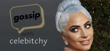 Our new podcast, 'Gossip with Celebitchy,' is available now (update)
