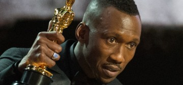 Oscar producers are still intimidating A-listers about only presenting at the Oscars