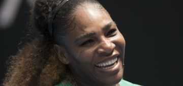 What did you think of Serena Williams' green onesie/romper in Australia?