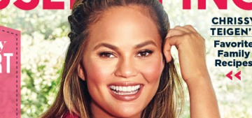 Chrissy Teigen: 'I think, in a way, we've forgotten what a regular body looks like'