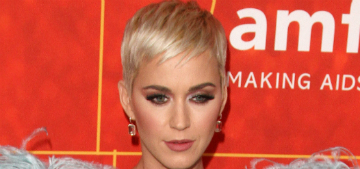 Katy Perry was suspended in 6th grade for humping a tree she called Tom Cruise