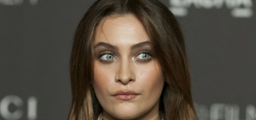 Paris Jackson checked herself into a 'treatment facility' to 'reboot, realign'