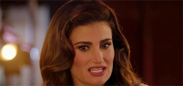 Idina Menzel's son thought the Tooth Fairy forgot him and she felt so bad