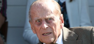 Prince Philip, 97, wrecked his Land Rover, he's fine but 'shocked and shaken'