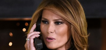 Melania Trump hasn't done anything all year: was she furloughed too??