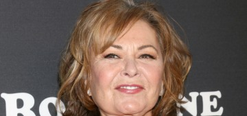 Roseanne Barr finds Natalie Portman 'really repulsive' for not supporting Netanyahu