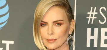 The Sun: Brad Pitt & Charlize Theron are apparently the hot new couple of 2019
