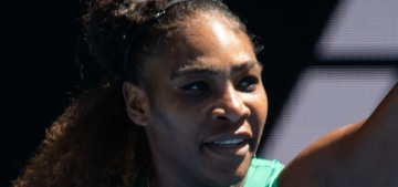Serena Williams played her best match in years to beat the world #1 Simona Halep
